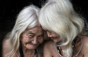 vieillir et s'affirmer merveilleusement imparfaite