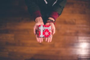 donner et recevoir merveilleusement imparfaite
